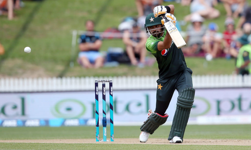 Pakistan stalwart Babar Azam had earlier scored 105 for Islamabad.