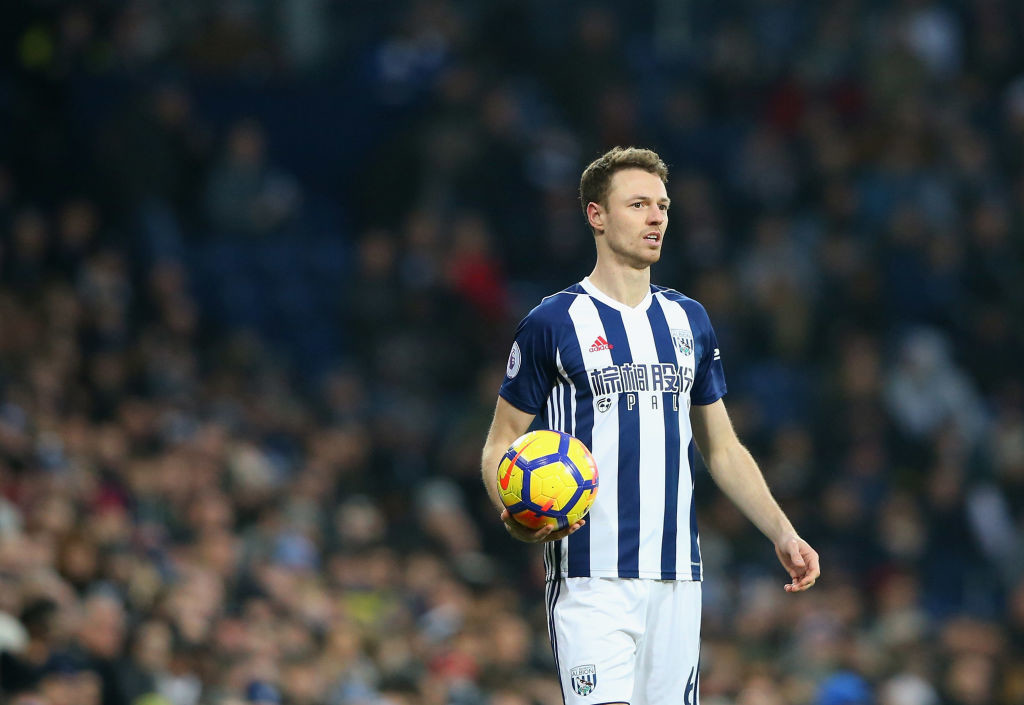 Arsenal are said to have failed in a late bid for Jonny Evans.