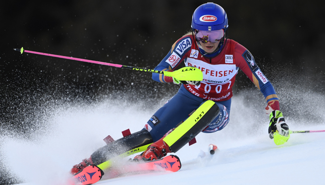 Germany Takes Lead in Men's Alpine Combined Skiing