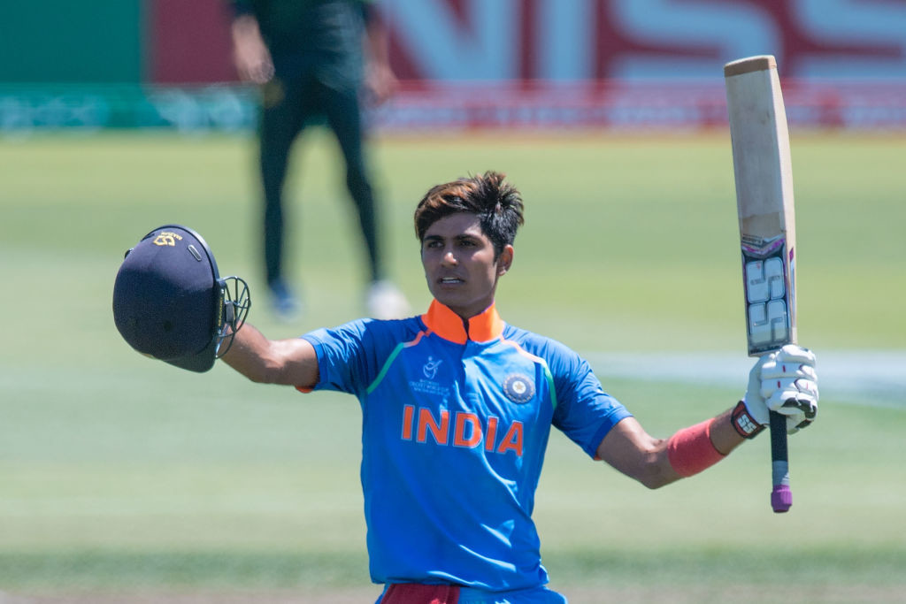 Shubman averages over 100 in youth ODI cricket!