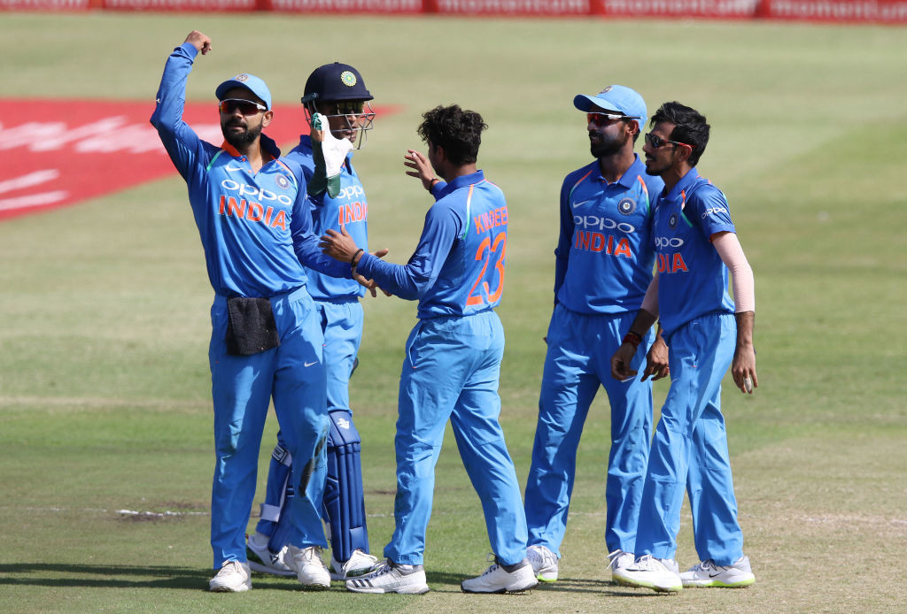 Kuldeep and Chahal outclassed their South African counterparts.