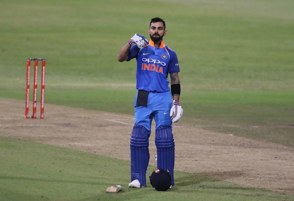 There is simply no one better than Kohli when it comes to chasing.