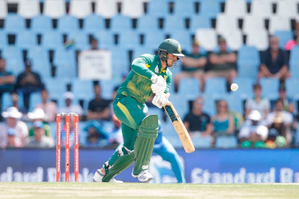 De Kock is the latest to join the casualty list.