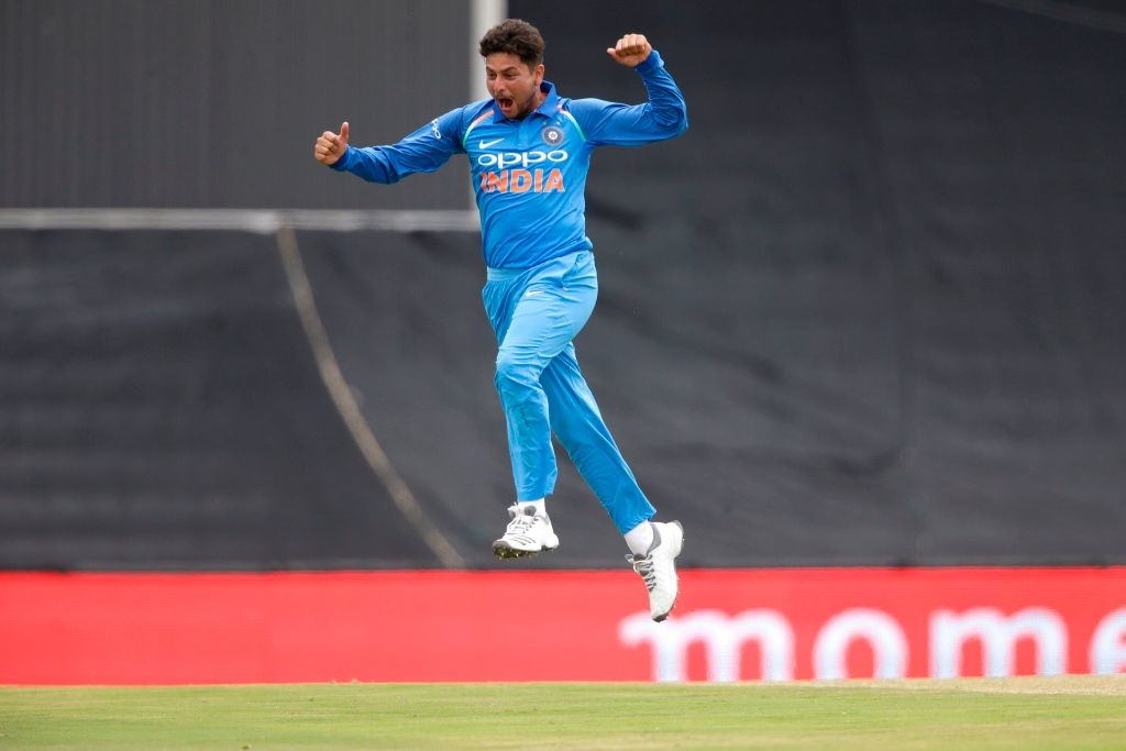 Kuldeep will have his task cut out against AB de Villiers.