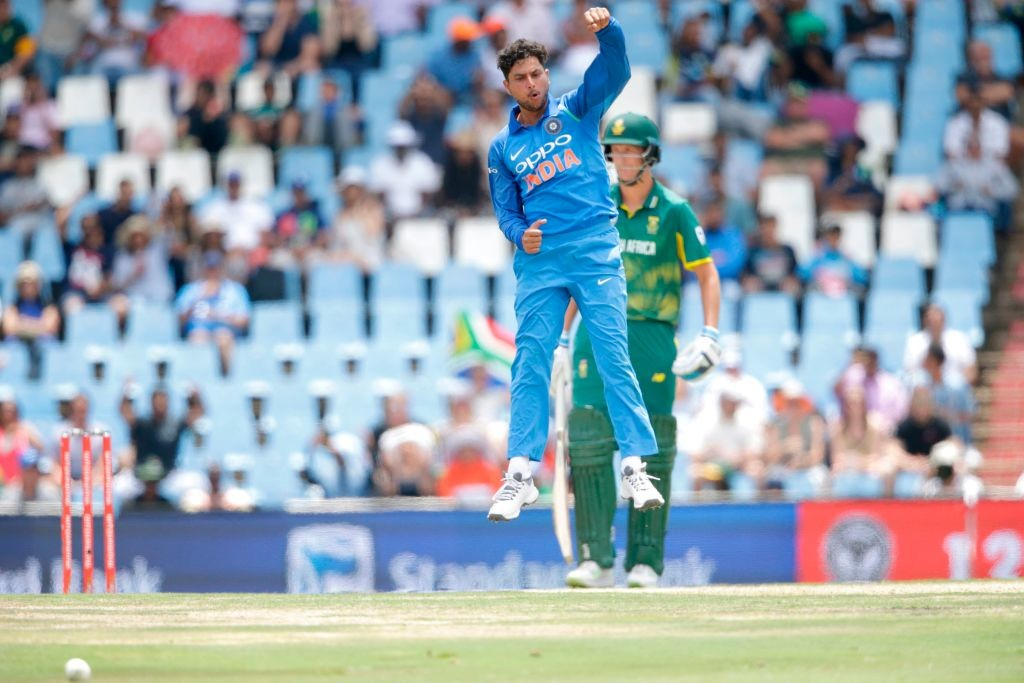 Kuldeep could be in line to return at Centurion.