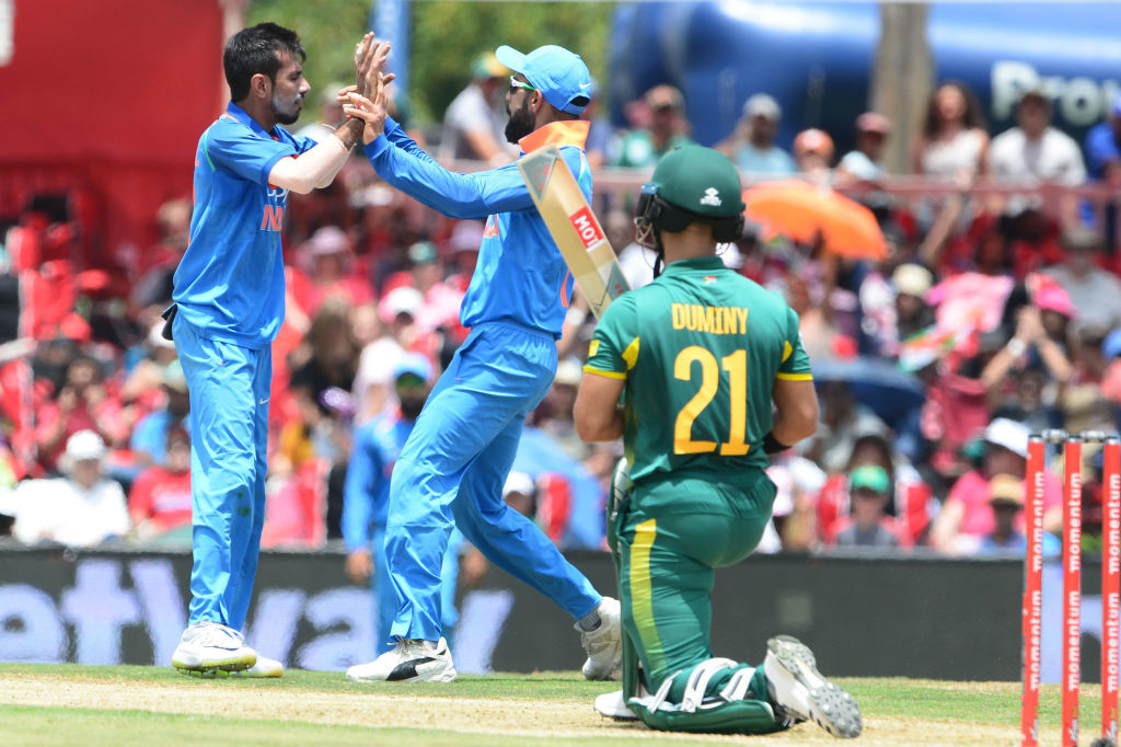 South Africa need to find an answer to India's wrist spin.