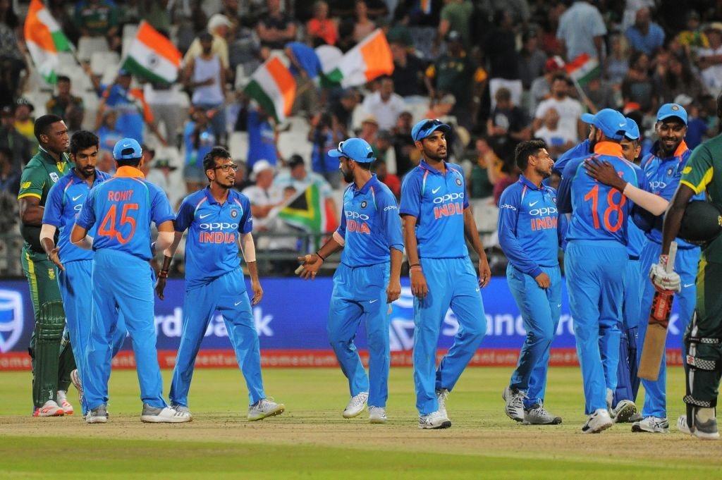 India could seal their maiden ODI series triumph in South Africa.
