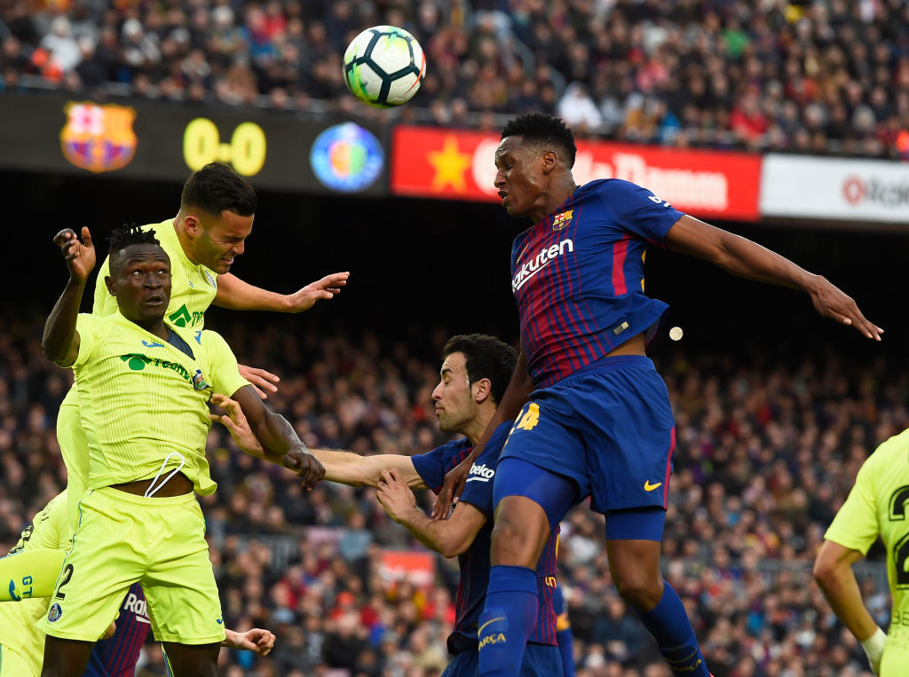 Barca lose Semedo for five weeks with hamstring injury
