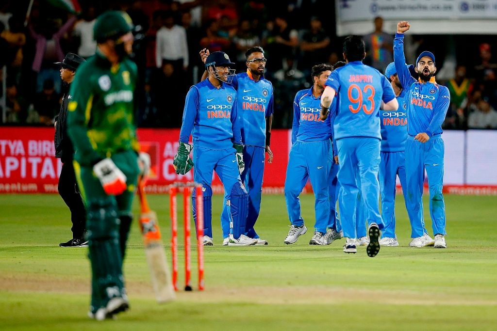 Thrilling end to India's trip