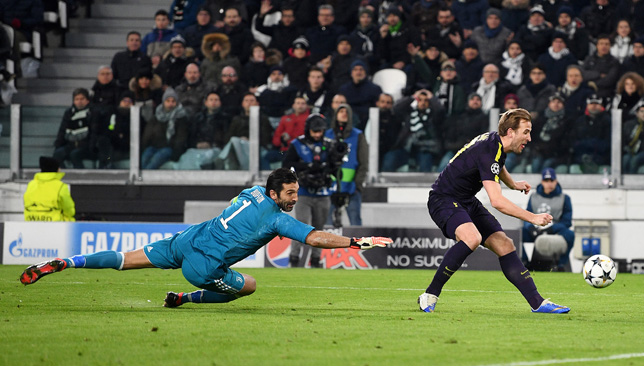 UCL: Spurs hold Juve in Turin