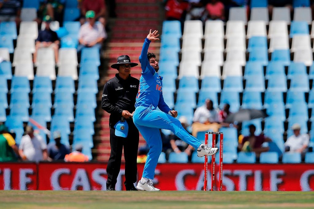 Washout at Centurion, Indian lead unassailable