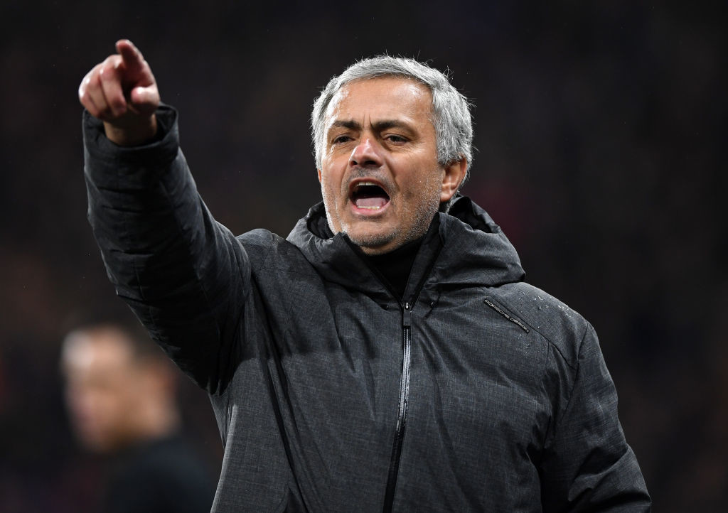 Mourinho: 'Anything can happen' if United reach quarters