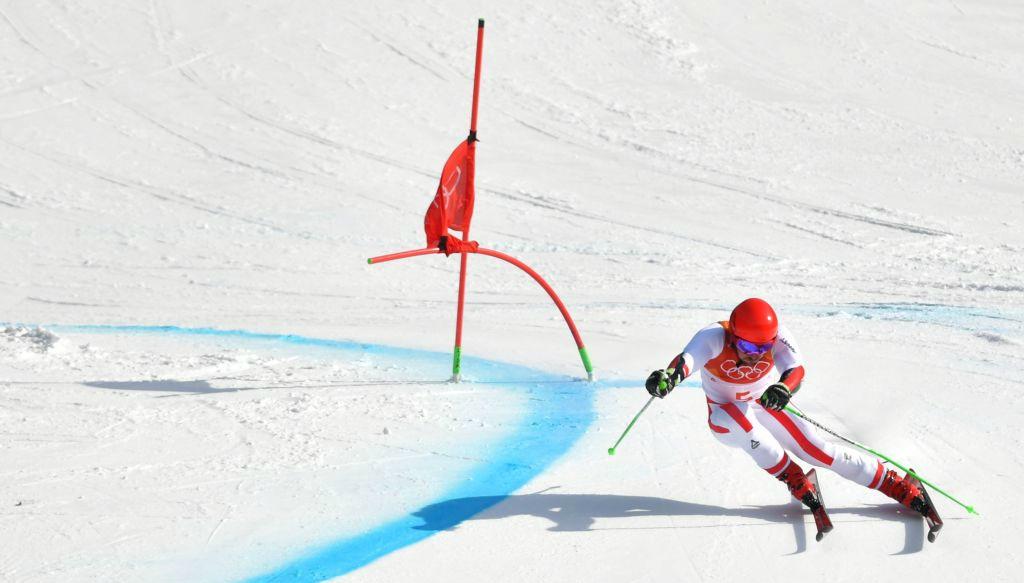 Austria's Marcel Hirscher Wins Giant Slalom