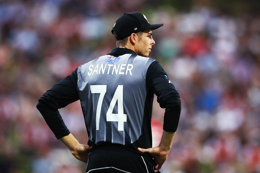 Santner took a mighty hammering.