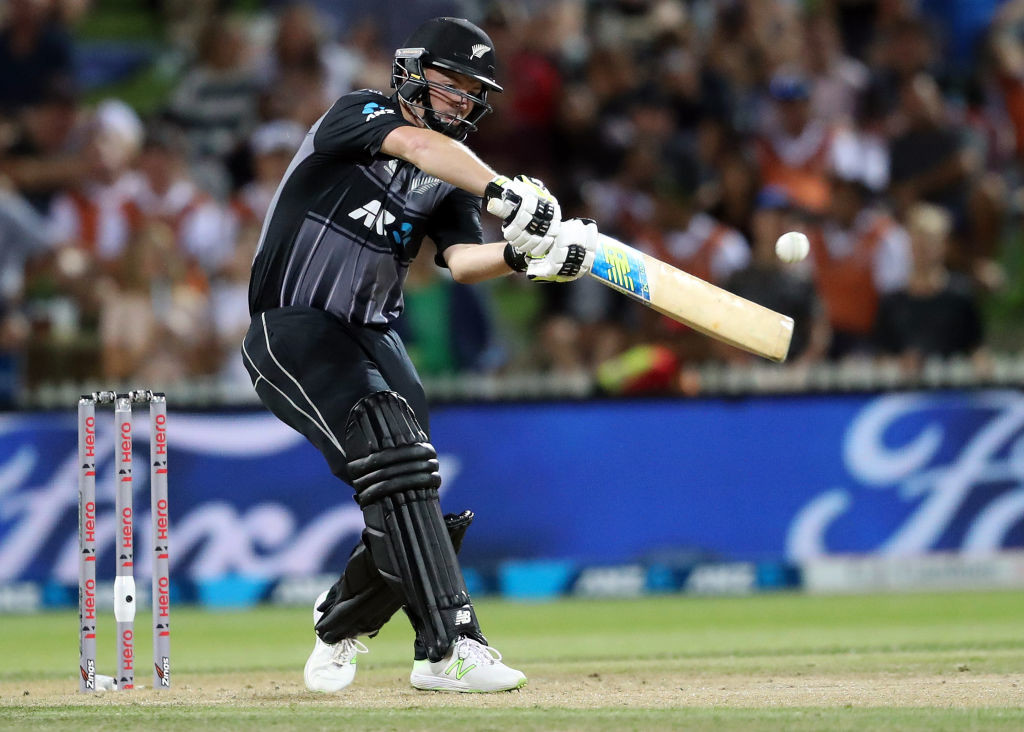 The Blackcaps opener is on fire at the moment.