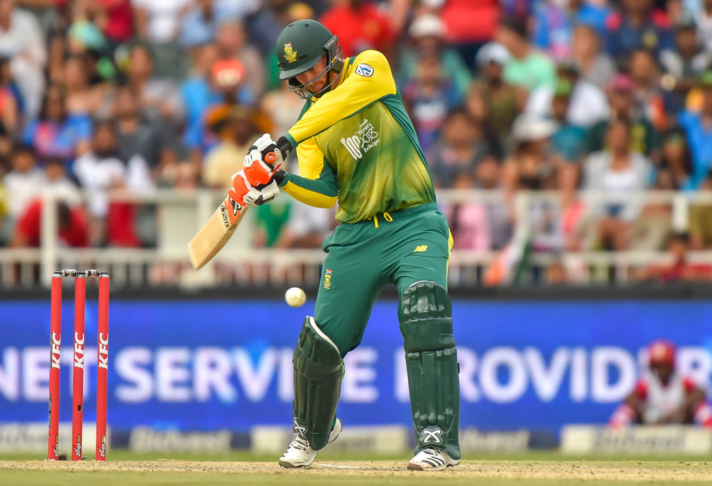Klaasen remains South Africa's biggest weapon against wrist-spin.