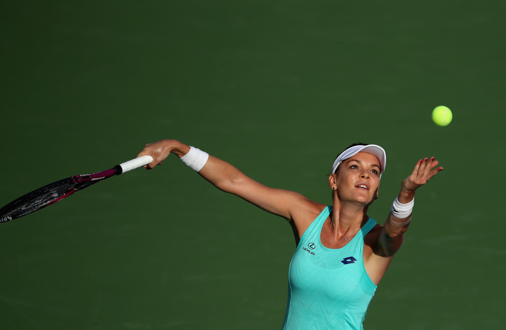 WTA Dubai Duty Free Tennis Championship - Day One