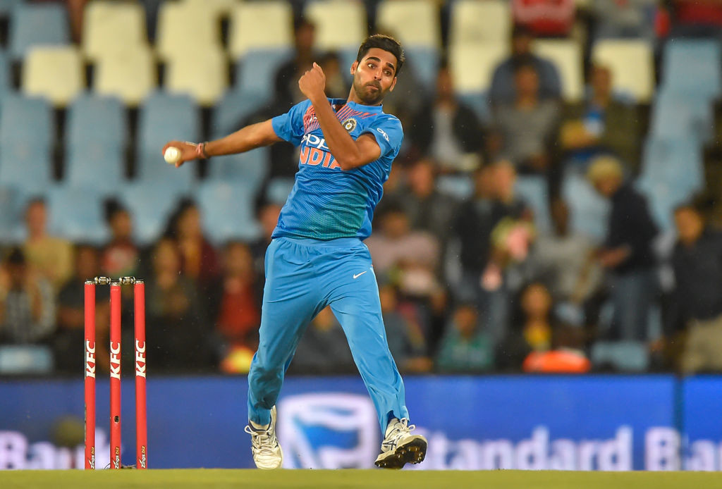 Bhuvenshwar will be tasked to get the early breakthroughs for India.