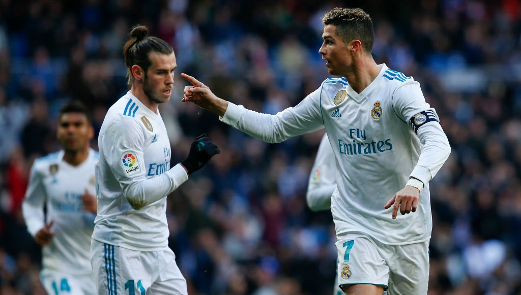 Real Madrid sinks Alaves