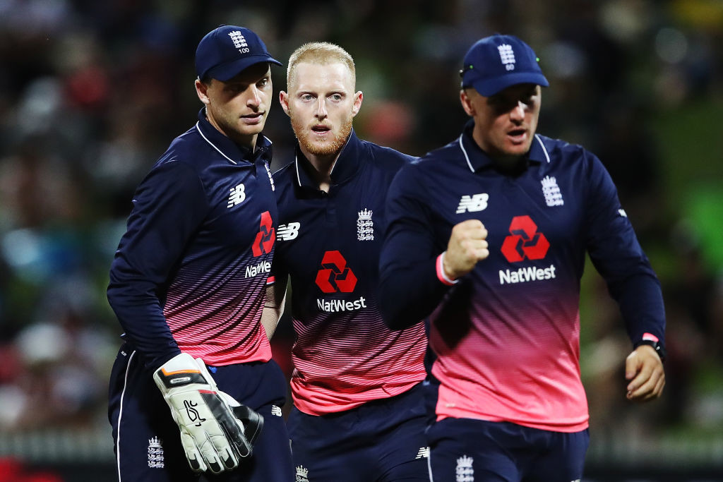Stokes was scratchy with the bat but showed he still has a golden arm.