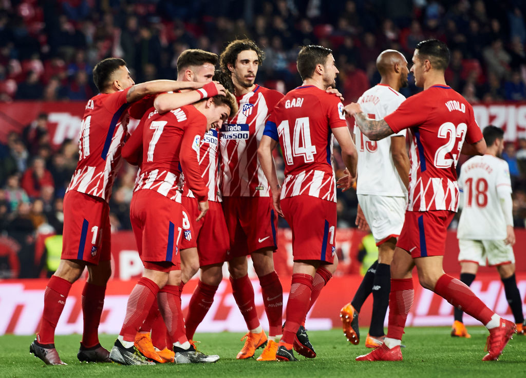 Atletico waiting to pounce