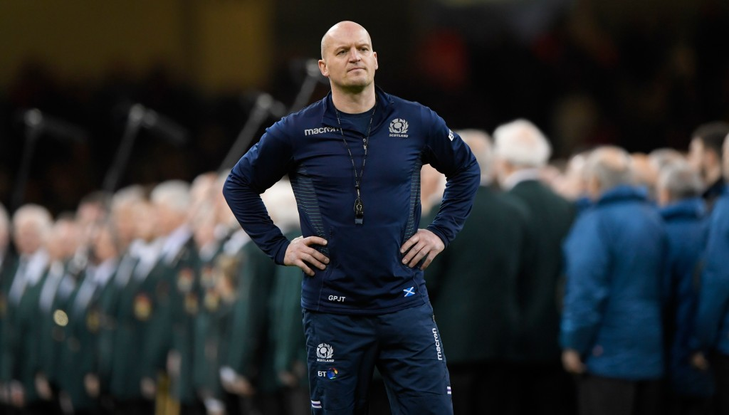 Gregor Townsend will have to pick up his deflated troops