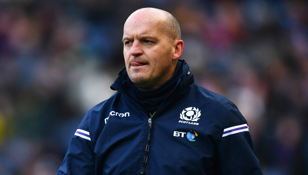 It's been a tournament of highs and lows for Gregor Townsend's Scotland.