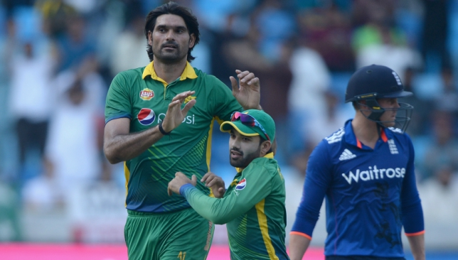 Irfan has recently returned to domestic cricket.