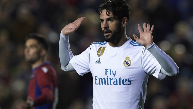 Zidane: rumors of Isco sale 'a lie'
