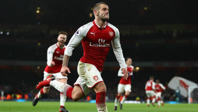 Jack Wilshere's return to form and injury could see him make the plane to Russia.