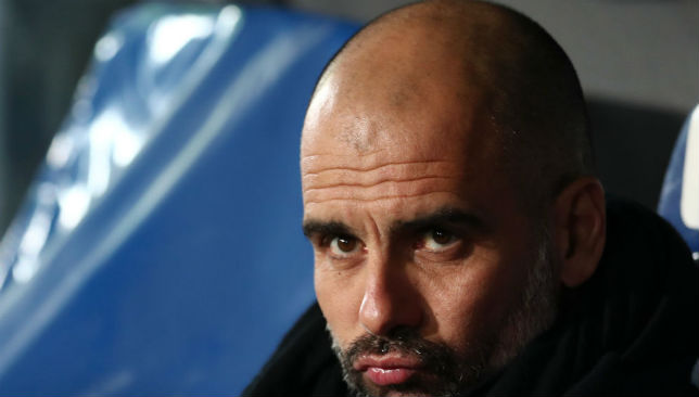 Guardiola goes to Wigan - 13 years after he almost  signed