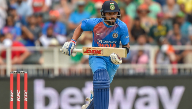 Virat Kohli on brink of equalling Vivian Richards' record