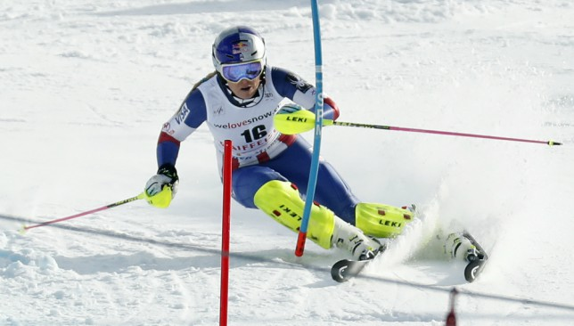 Lindsey Vonn eyes Garmisch hat-trick in Olympic warm-up