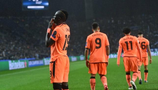Liverpool's Jurgen Klopp hails Sadio Mane, Mohamed Salah after Porto rout