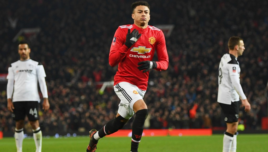 Jesse incredible: Lingard's rise has not been without its pitfalls.