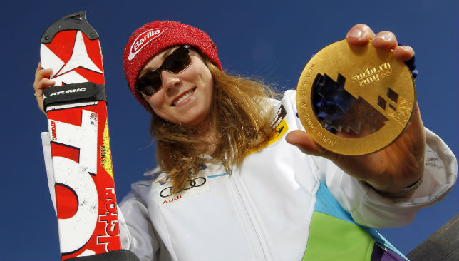 Mikaela Shiffrin 1