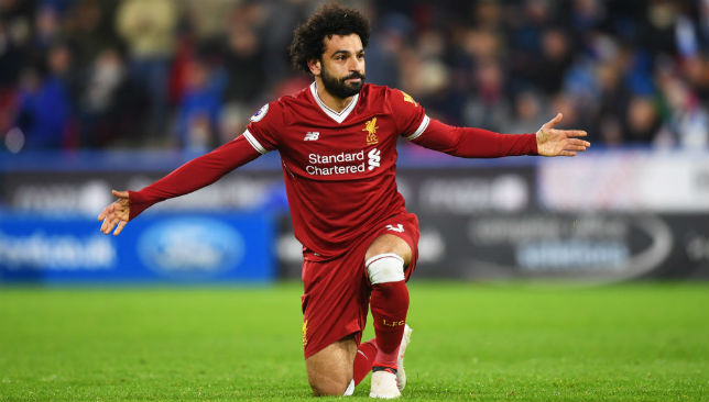 Who else?: Mohamed Salah