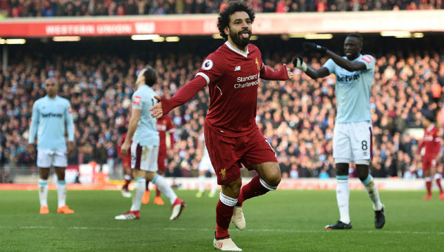 High-flying Liverpool can move to second