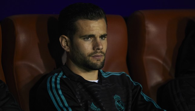 Nacho is set to play right-back against PSG.