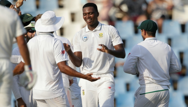 Ngidi has been the find of the season for South Africa.
