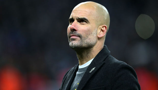 Pep Guardiola took time to adjust to the Premier League during his first season at City.