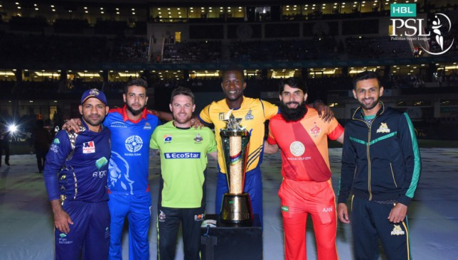 PSL 2018: Shahid Afridi takes a blinder, take a look