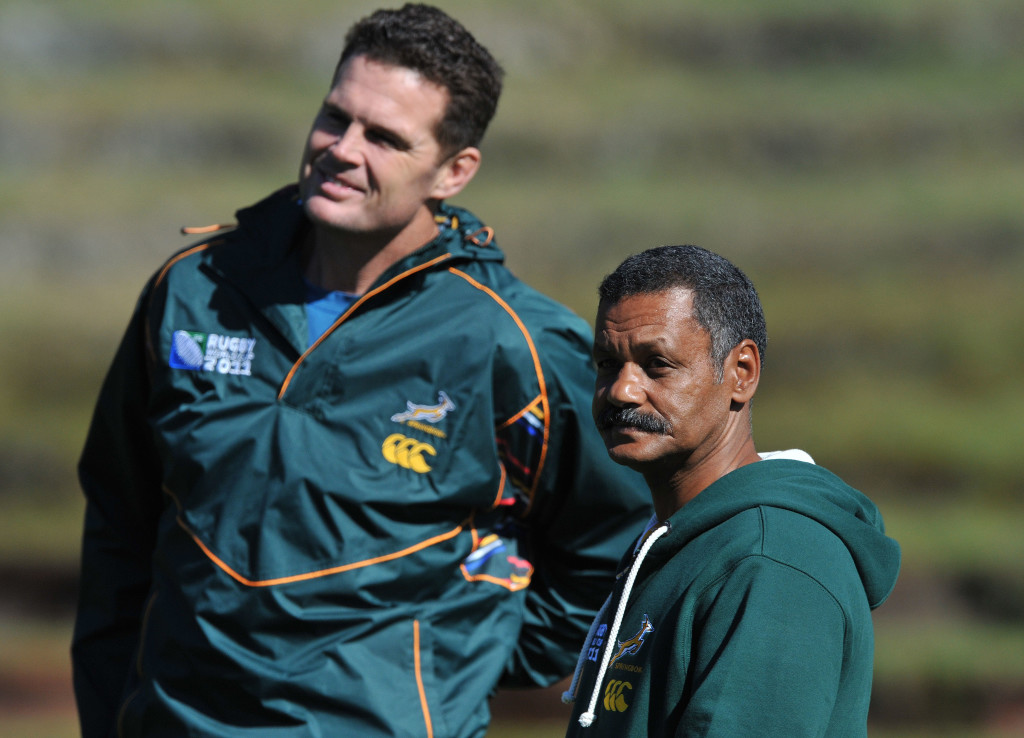 Rassie Erasmus in line for South Africa job after Allister Coetzee sacking""