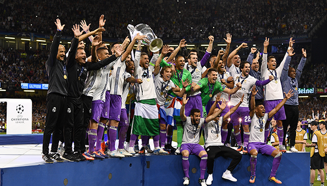 Can You Name All Of The Champions League Winners Since 1993