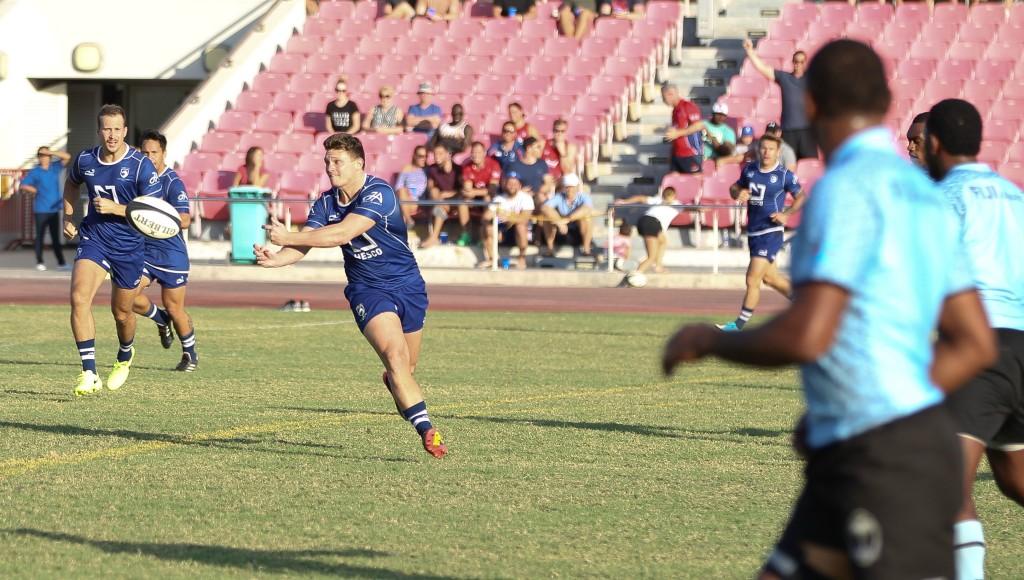 Dragons skipper Ross Samson