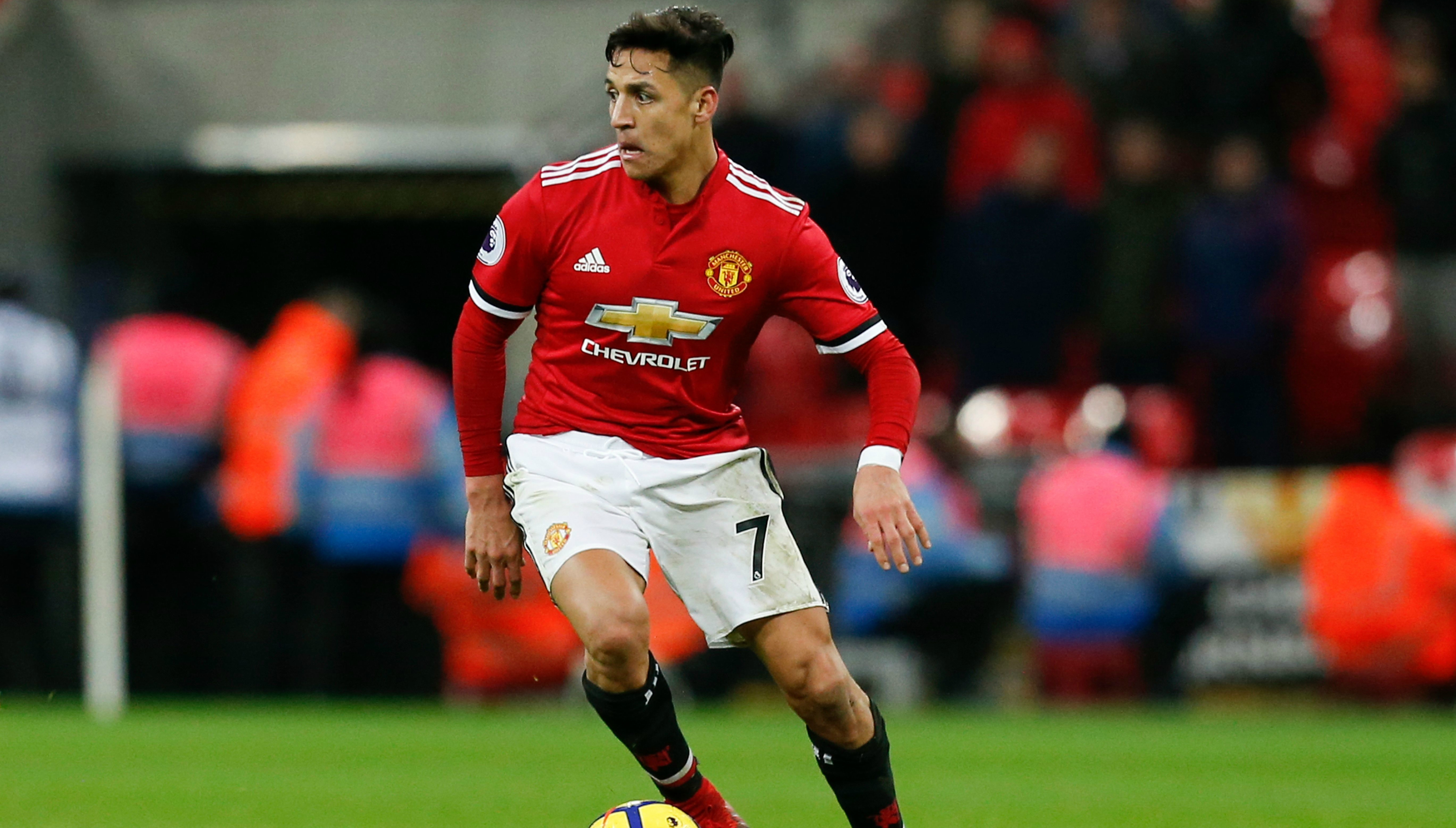 Alexis sanchez a rare bright spark as man united endure wembley woe two sides with ambitions of top four finishes clashed at wembley but the difference in quality on the night between tottenham and manchester united was stopboris Image collections