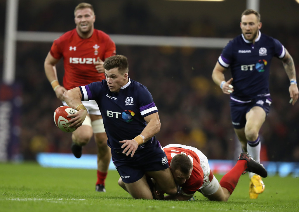 Will it be Scotland the Brace against England? Find out at The Docks