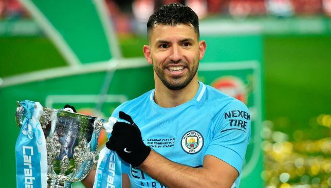Aguero has been nothing short of sensational at City.