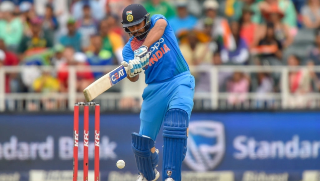 Rohit Sharma will lead India in Kohli's absence.