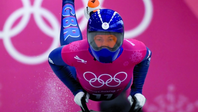 Yarnold wins gold and Deas takes bronze in Olympic day to remember